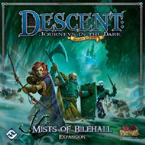 Descent : Journey in the Dark (Second Edition) – Mists of Bilehall